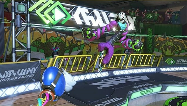 arms kid cobra ability