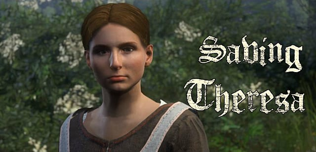 How to Save and Court Teresa in Kingdom Come: Deliverance