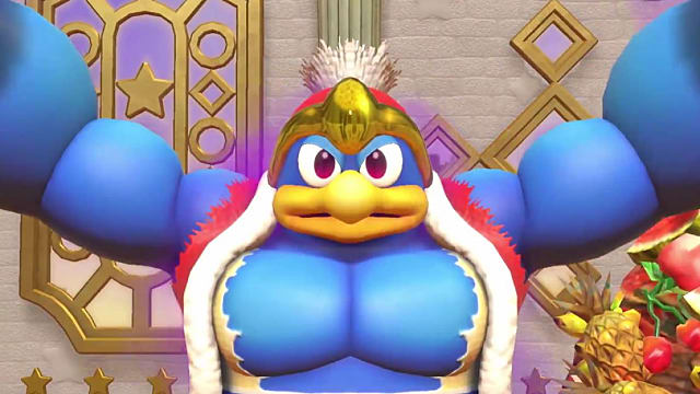 King Dedede in Kirby Star Allies