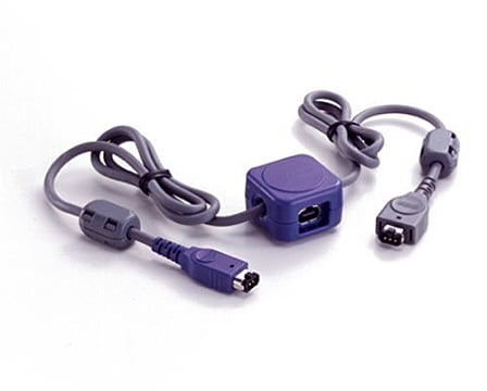 The Game Boy Link Cable