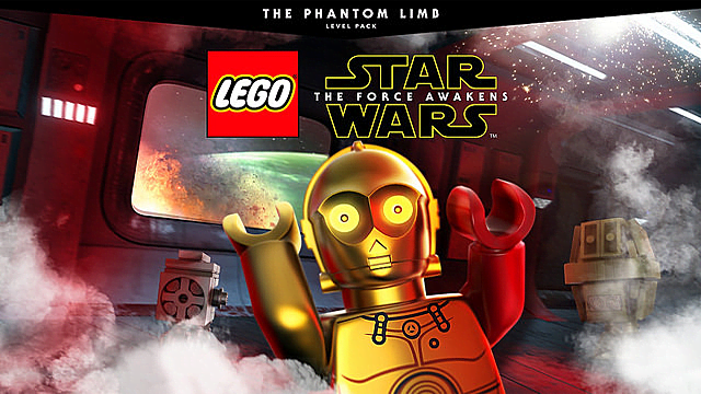 Free LEGO Star Wars: The Force Awakens Phantom Limb Level Pack DLC ...