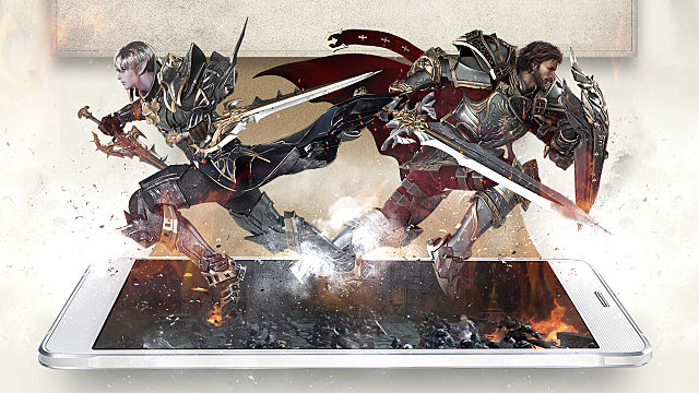 lineage 2 revolution android bot