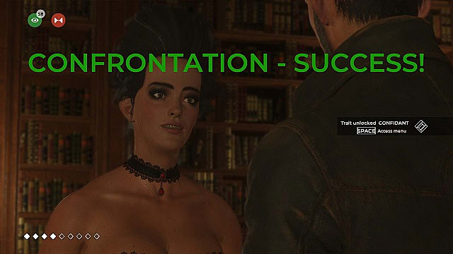 Louis wins confrontation against Emily in The Council