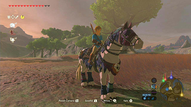 What is the Monster Saddle For in Breath of the Wild? | The