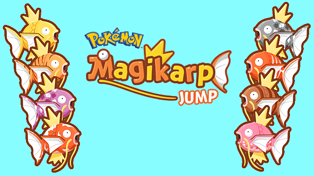 Complete Magikarp Jump Patterns Guide Stunning Magikarp Jump Patterns