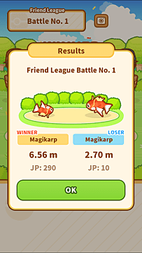 magikarp jump leagues