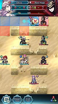fire emblem heroes combat