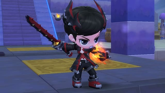 MapleStory 2 Launches with Loads of Events, New Class