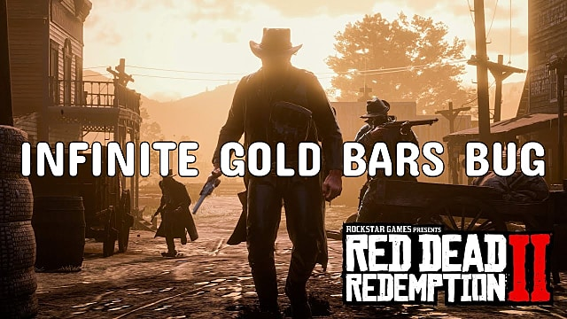 Red Dead Redemption 2: Infinite Money Glitch With Gold Bars | Red