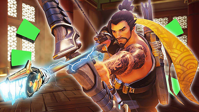 Overwatch Guide: How to Use Hanzo's Storm Arrows | Overwatch
