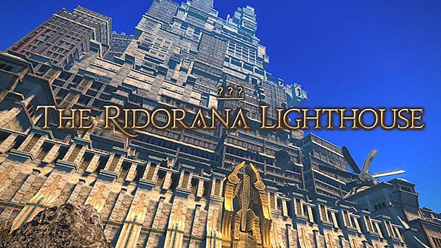 FFXIV Ridorana Lighthouse Raid Guide | Final Fantasy XIV