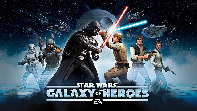 New Characters In Star Wars Galaxy Of Heroes Along With Balance Updates Star Wars Galaxy Of Heroes