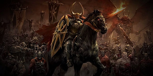 Total War Guide: Warhammer's Chaos army | Total War: Warhammer