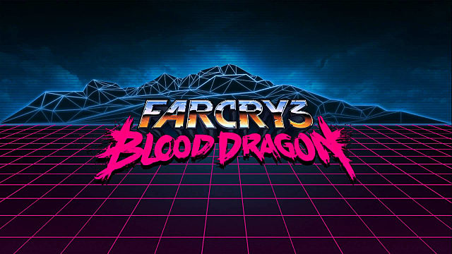 Far Cry 3 Blood Dragon Out Now On Xbox One Far Cry 3 Blood Dragon