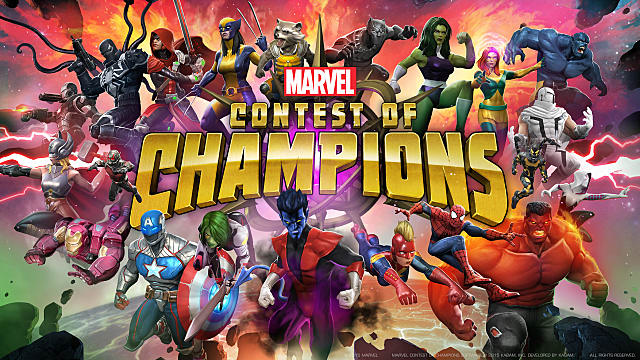 Marvel Contest of Champions Beginner's Guide | Marvel Contest of