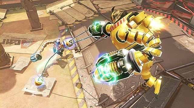 arms mechanica ability