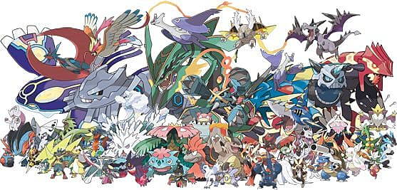 Top 7 Pokemon Generations X And Y Mega Evolutions List