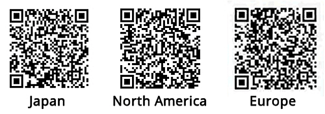 Pokemon Ultra Sun and Moon QR Codes