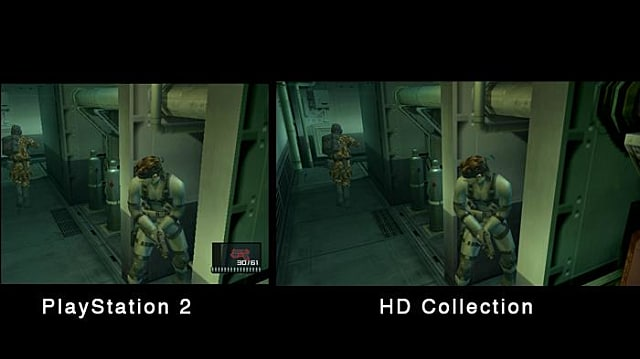 Metal Gear Solid, HD Collection, Remaster