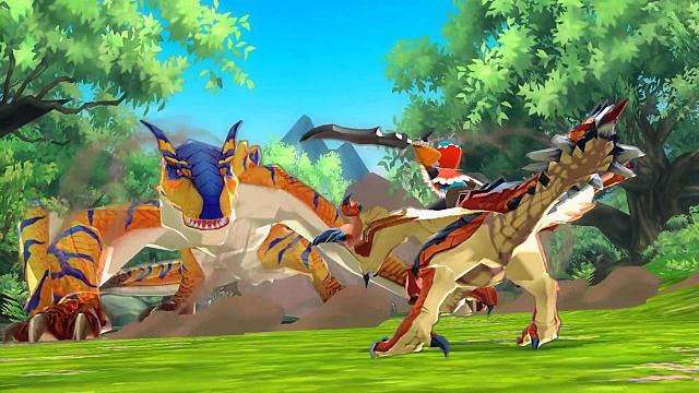 Monster Hunter Stories Beginner's Guide Battle System