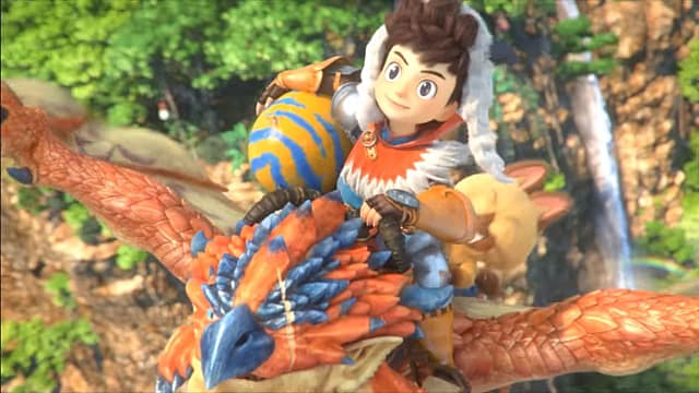 Monster Hunter Stories Beginner's Guide Snatching Eggs