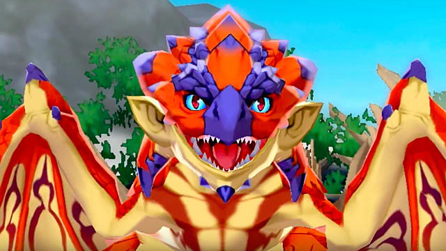 Monster Hunter Stories Beginner's Guide Monsterpedia