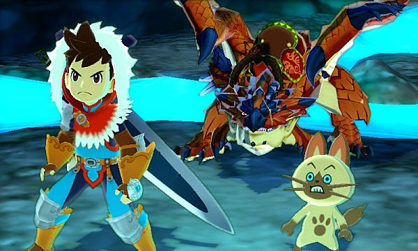 Monster Hunter Stories Review Battle System