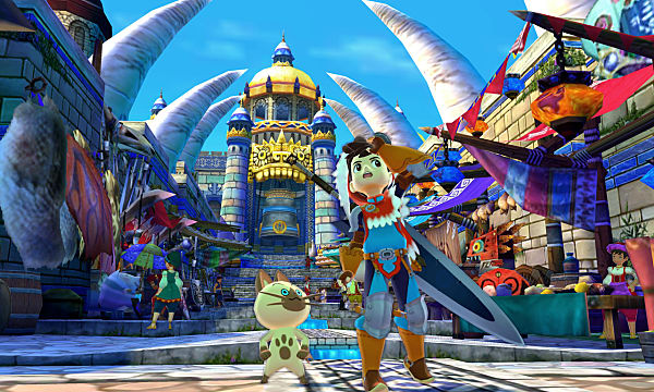 Monster Hunter Stories Review Story and Plot