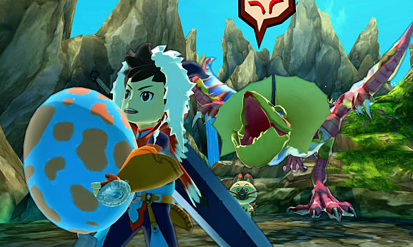 Monster Hunter Stories Review Snatching Eggs