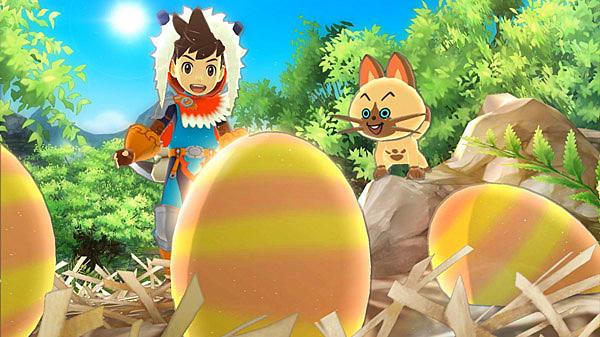 monster hunter stories all eggs