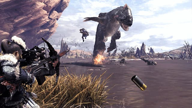 Monster Hunter World MHW Beginner's Guide How to Hunt Monsters Quest Types Villager Request Deliveries