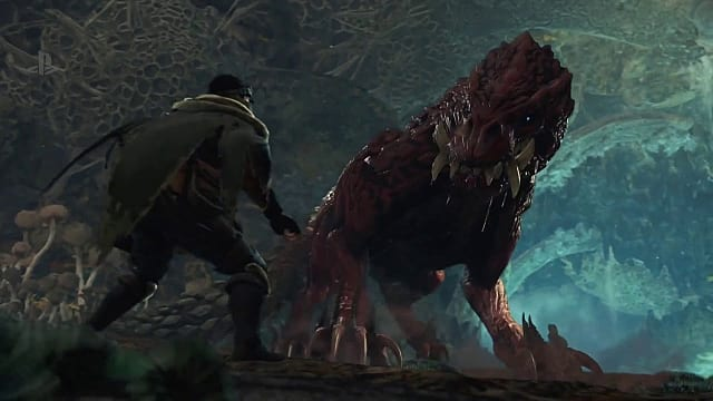 Hunter becoming the hunted in Monster Hunter World