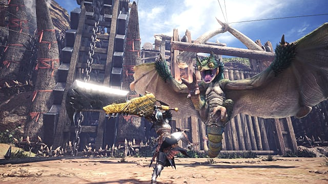 The Best Weapons for Newcomers and Veterans in Monster Hunter: World
