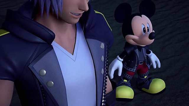 another screenshot from KH3