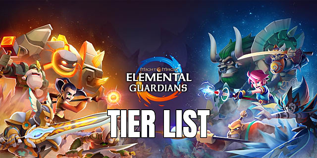 Might and Magic: Elemental Guardians Creature Tier List