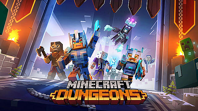 Minecraft Dungeons for PlayStation 4 only $19.99