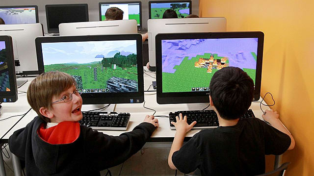 Using Minecraft To Help Kids Learn Video Game Design Minecraft - Computer game design for kids