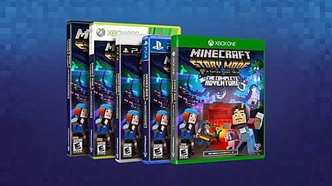 Telltale Games, Mojang, Minecraft Story Mode Epsiode 6: Will