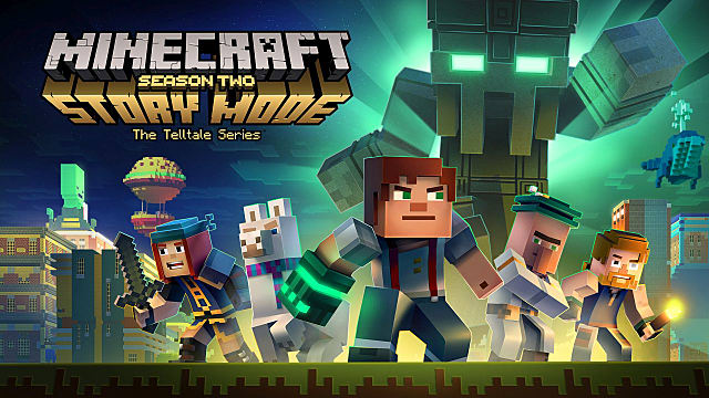 Minecraft Story Mode Season 2 Continues Jesse S Adventures