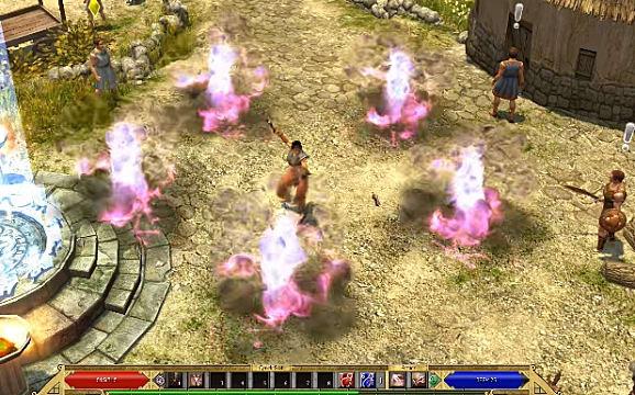 Titan Quest: Ragnarok Runemaster Class Guide   Titan Quest