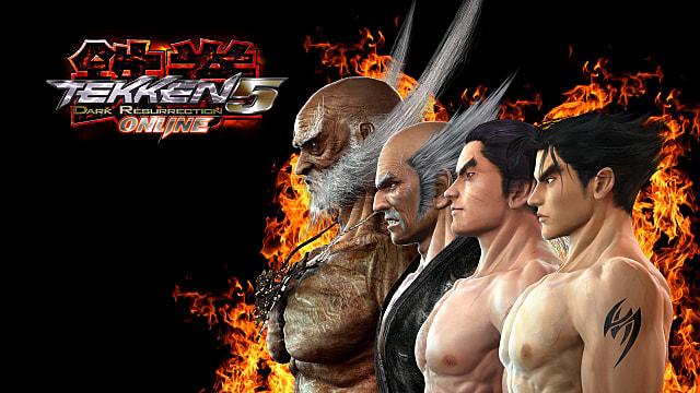 Kazuya Mishima, Tekken, Tekken 5