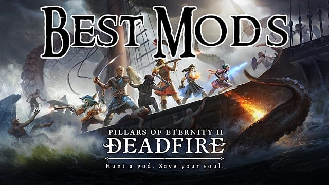 Best Pillars of Eternity 2: Deadfire Mods (So Far) | Slide 5 | Pillars of