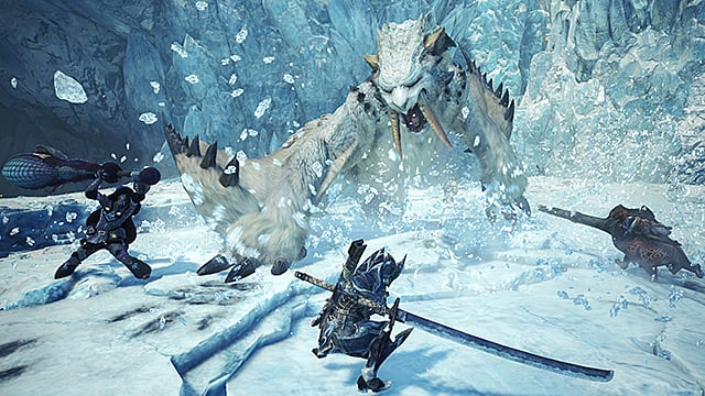 monster hunter world alatreon longsword