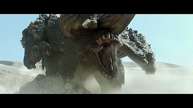 Monster Hunter Movie Trailer Takes The Hunt To A New World