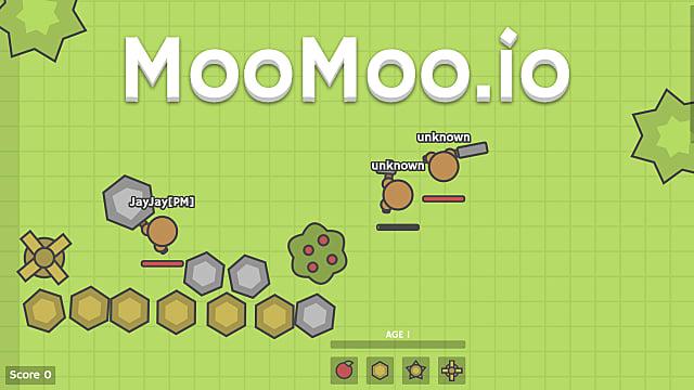 Moomoo io: Great New IO Game | Moomoo io