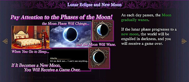 nights of azure 2 moon phase mechanic