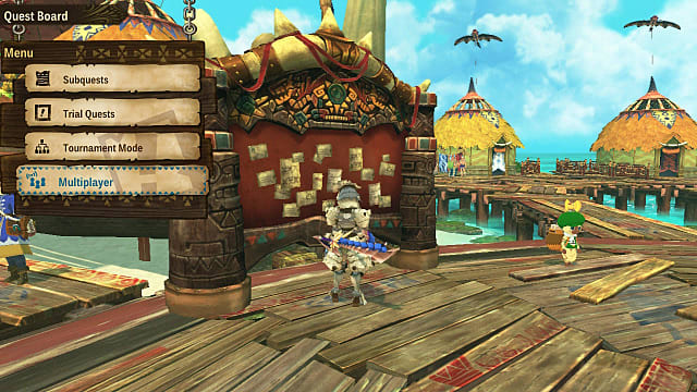 Monster Hunter Stories 2: How to Access Multiplayer   Monster Hunter  Stories 2: Wings of Ruin