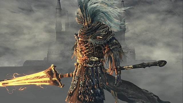 Nameless King, Dark Souls 3, Dark Souls III