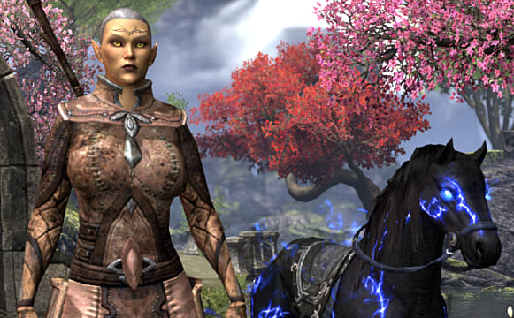 The Elder Scrolls Online Elsweyr: Semi-Hybrid Necromancer
