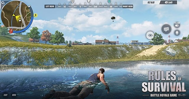 rules of survival pc zombie mode
